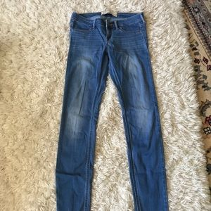 Lightwash Hollister jeggings